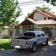Ampliación de casa.  Santa Rita 1350, La Reina