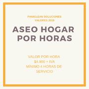 Aseo Hogar