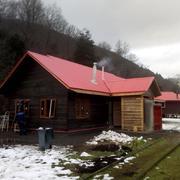 cabaña terminada