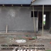 Casa Lago Machicura, 110 m2