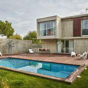 Casas con piscinas