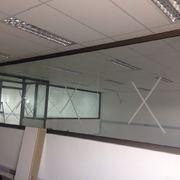 Habilitación separaciones y cierres oficinas