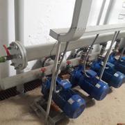 Reparacciones Hidraulicas, Salas de bbas, Matrices de agua potable