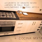 cocina mixta