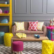 colores en la decoración