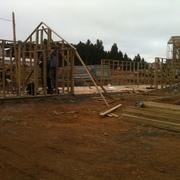 Construcción Casas - Un Techo para Chile
