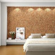 Revestimiento de corcho en muro