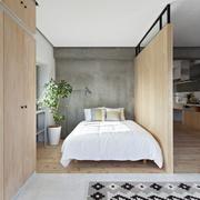 Muro divisorio entre pieza y cocina