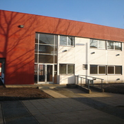 Edificio Depto. Ingeniería eléctrica UFRO