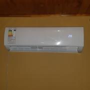 instalacion de equipo de climatizacion