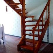 Escalera a segundo piso
