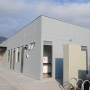 Construcción de estacion Shell