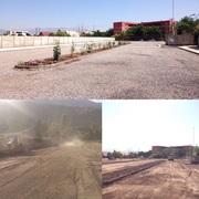 Distribuidores Sika - Construcción estacionamiento Clínica Río Blanco, Codelco, Los Andes