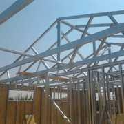 estructura vulcometal / metalcón 2do piso