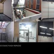 Estudio Fotográfico Duoc UC Plaza Vespucio.