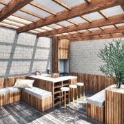 Exterior - Terraza