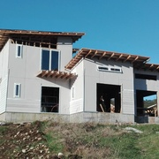Construcción de Casa en Parcelación San Ignacio Puerto Varas