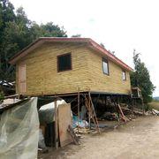 Casa  de madera de 75 M2