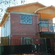 Construcción  con ladrillo princesa segundo piso casa Pedro Aguirre Cerda