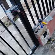 instalación cableado para apertura de cerradura
