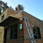 Instalación de empalme Cahuil, Pichilemu, VI Región