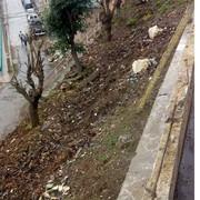 Limpieza de terreno Edificio en Valparaíso