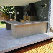 Distribuidores Legrand - Quincho y piscina en La Reina