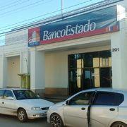 Mantención Suc. Banco Estado, Chanco