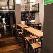 Diseño de Interiores Café Aduana
