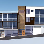 Proyecto Edificio Habitacional Pizarro.