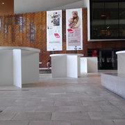 Modulos Feria Explora, cultural GAM.