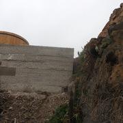 muro contencion Piscina