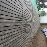 Muro cortavista WPC
