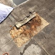 Re impermeabilizacion de techo sobre placas OSB
