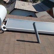 placa solarcon termosifon casa ñuñoa