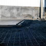 Proyecto Centenario obras civiles piso hormigón pulido y reparación de muros