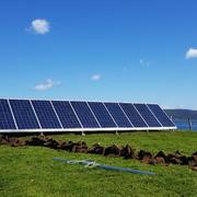 proyecto solar 4kw en off grid  localidad Detico - Queilen