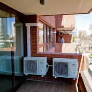 Proyecto de Climatizacion en un Departamento en Ñuñoa