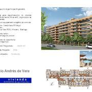 Proyecto Edificio Andrés de Vera