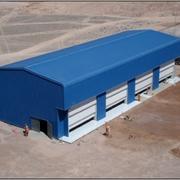 Proyecto PVMH Faserma - Truck Shop Compañía Minera