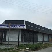 Construcción Centro Comercial Santa Urselina