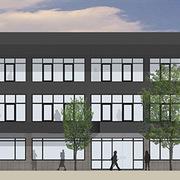 Reforma Edificio de Oficinas Sede Cygnus- Vista exterior