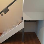 Remodelación Quilicura - Escalera