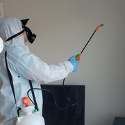 Sanitización Planta Industrial Messer