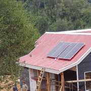 Proyecto de 2kw. Sector Lechagua. Ancud Chiloé