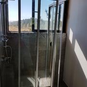 Shower door con cristal Laminado