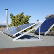 Proyecto Solar mixto - Limache