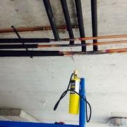 Instalacion Fan Coil con válvulas de 3 vías