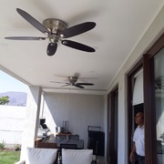 Instalación ventiladores