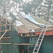 Proyecto Reconstrucción de Cabañas.